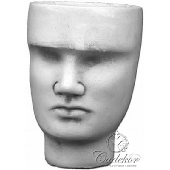 Doniczka Głowa Mężczyzny