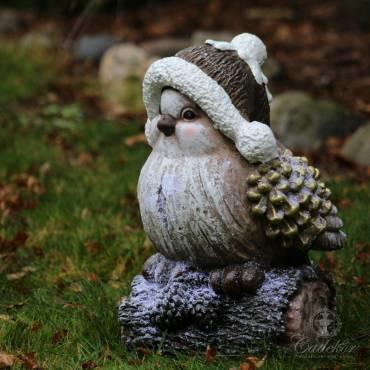 Figura świąteczna Wróbel 40cm