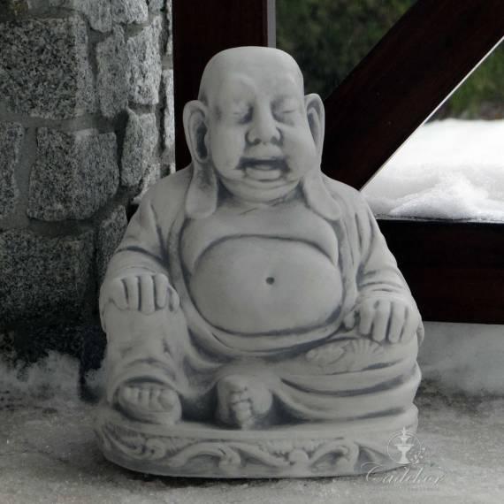 Figurka - Gruby Budda Siedzący