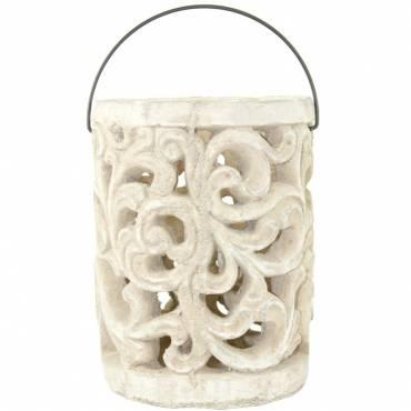 Lampion ceramiczny 19cm
