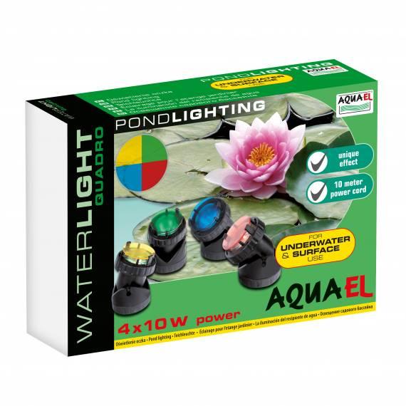 AQUAEL WATERLIGHT QUADRO LED PLUS