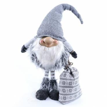 Mikołaj z workiem - duży