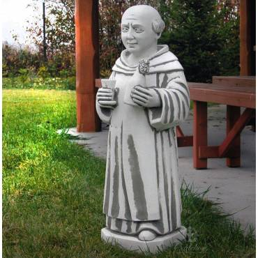 Mnich z Butelką