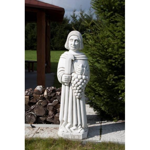 Św. Wincenty z Saragossy duży