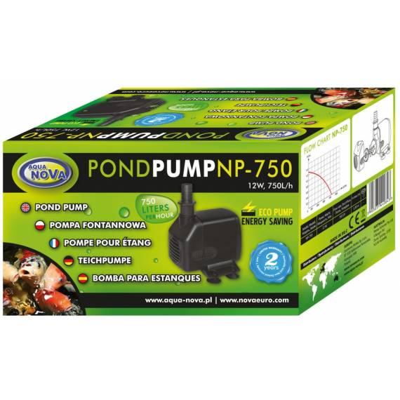 AQUA NOVA NP-750 pompa fontannowa