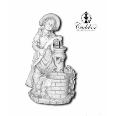Fontanna Marysia przy studni
