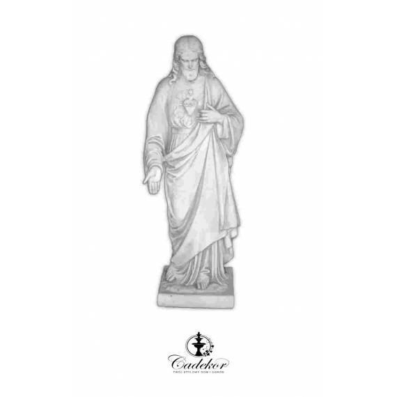 Jezus z otwartym sercem
