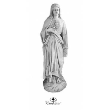 Figura Niepokalanego Serca Maryi