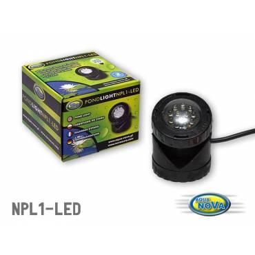 AQUA NOVA NPL1 oświetlenie fontanny /oczka / stawu LED