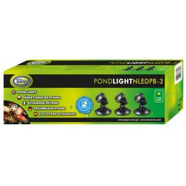 Oświetlenie NLED-PB3 LED 3x1,0W