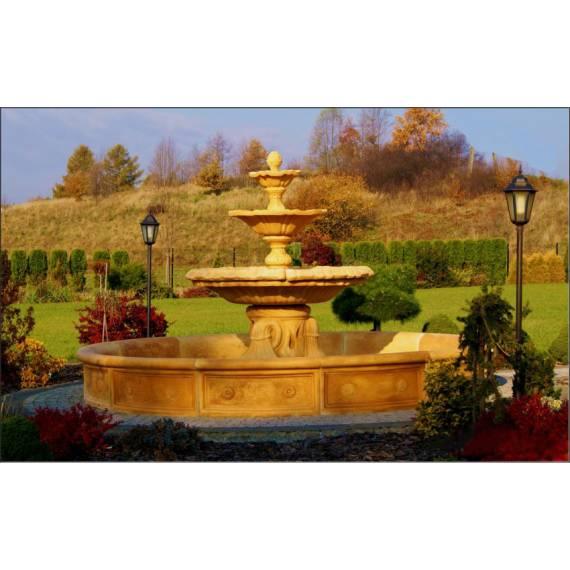 Oczko fontannowe VERONA