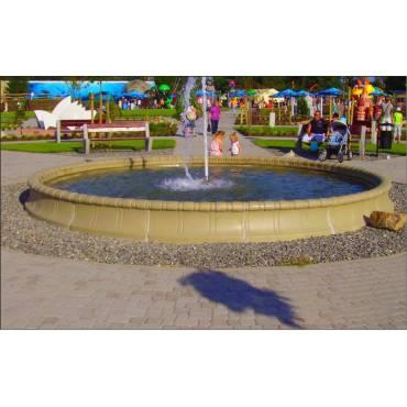 Oczko fontannowe DUŻE