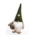 Mikołaj z workiem 40 cm