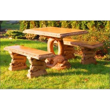 Rectangular table TIVOLI