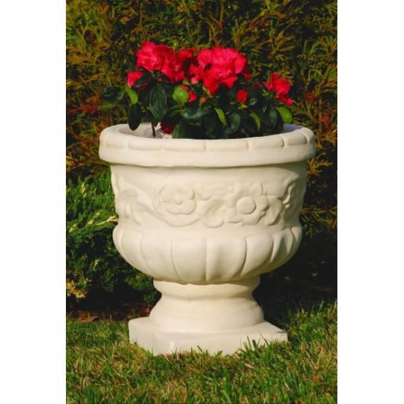 Garden pot FLORA - small