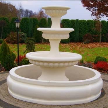 Oczko fontannowe MODERNA