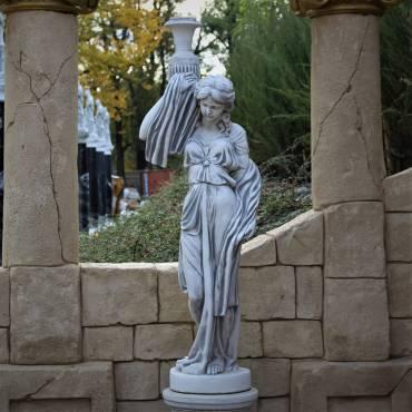 Merkuria garden figure