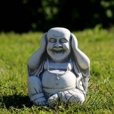 Budda zatykający uszy