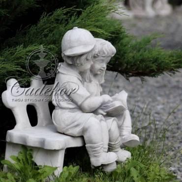 Komplet - Dzieci Czytają na ławce