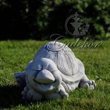 Żółw bajkowy - figurka do ogrodu